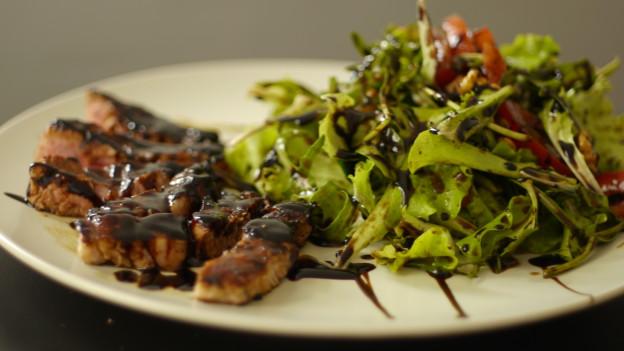Balsamico-Lamm-Salat